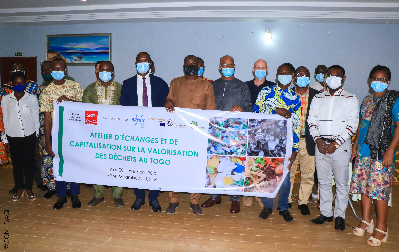 Valorisation des déchets au Togo : Les acteurs réfléchissent pour une meilleure synergie d'actions