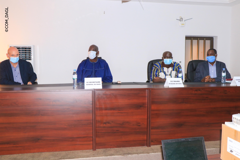 PEUL III : Le terrain de Kotokoli Zongo sera bientôt doté d'équipements sportifs