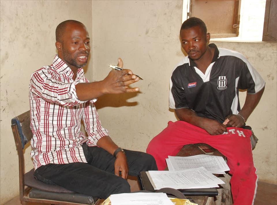 Les entretiens individuels pour le montage des projets professionnels des récupérateurs de l'ancienne décharge d'Agoè-Nyivé ont démarré
