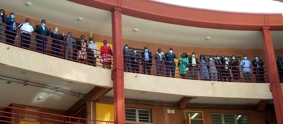 Trois cadres de l'administration du District participent à une formation à Yaoundé