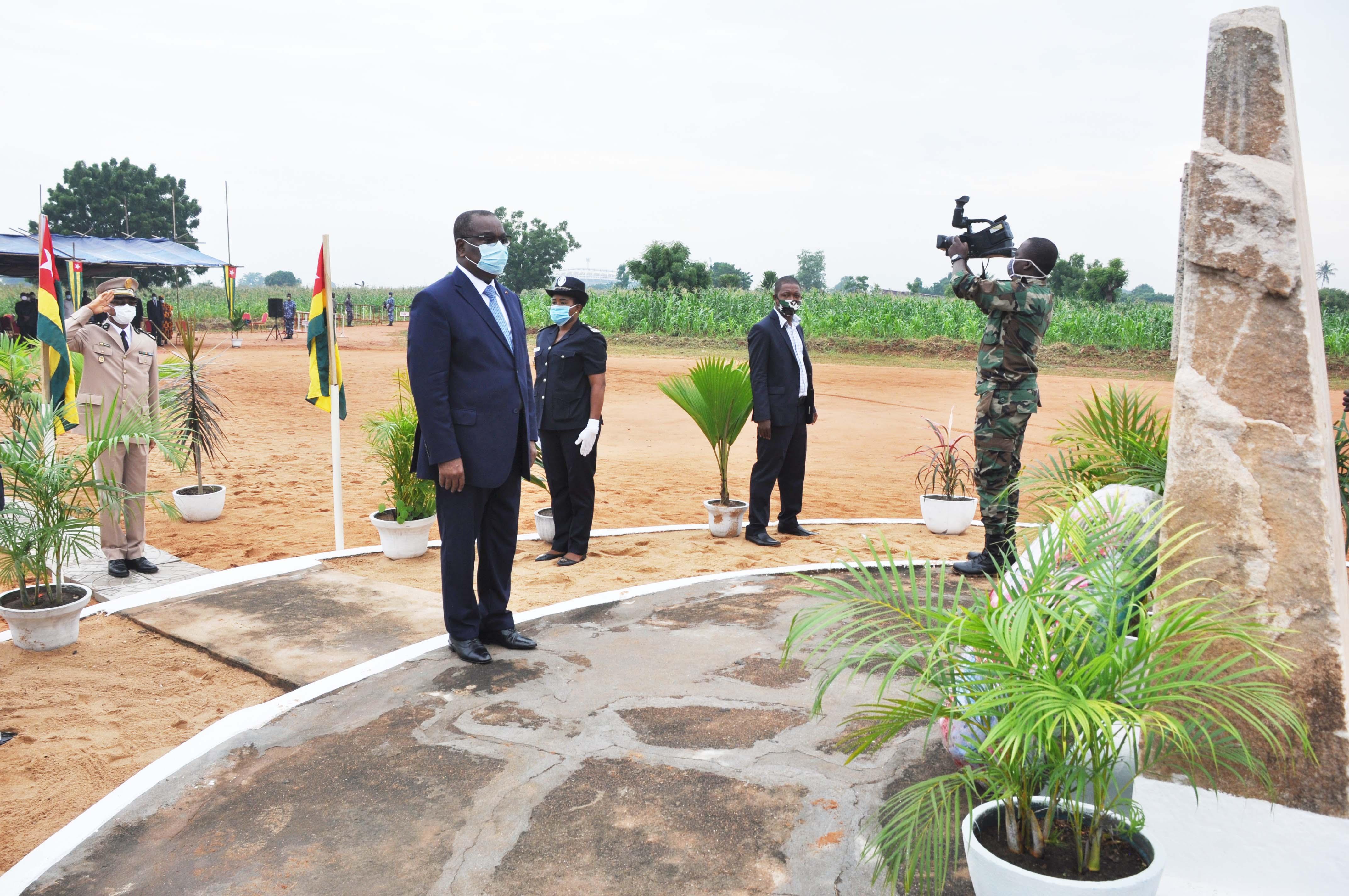 Fête des martyrs dans le grand Lomé, la mémoire des illustres disparus a été saluée