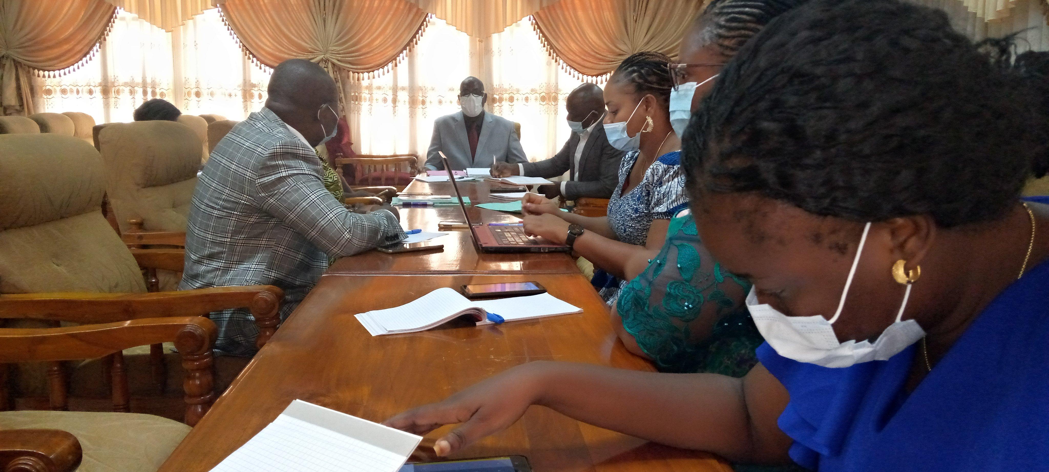 L'Association Nationale des Communes du Bénin s'imprègne du fonctionnement et de l'organisation administrative du DAGL