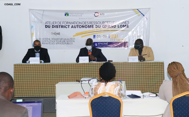 Le DAGL outille ses agents sur les techniques d'une gestion plus performantes des services publics