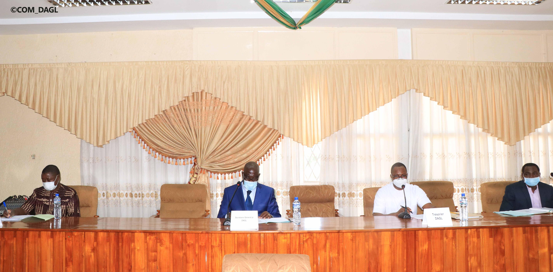 PEUL III : Des actions concertées pour une meilleure mobilisation des recettes dans le grand Lomé