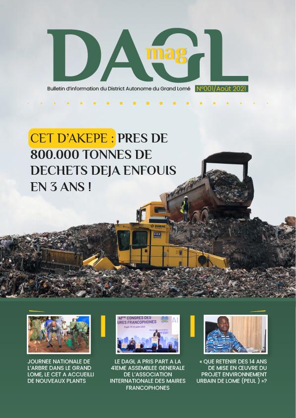 DAGL Mag N°001